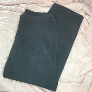 Women's Gray Dress Slacks